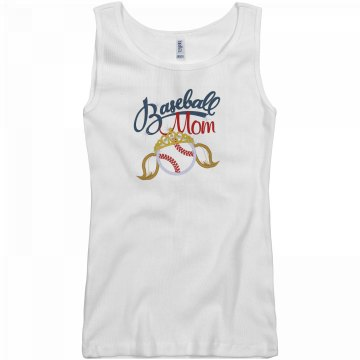 DeLeon Baseball Mom