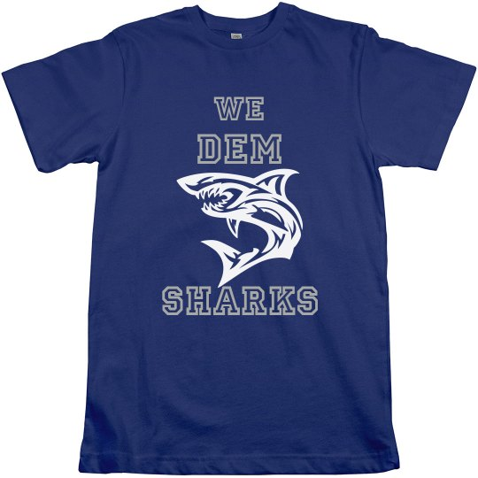 dem sharks blue