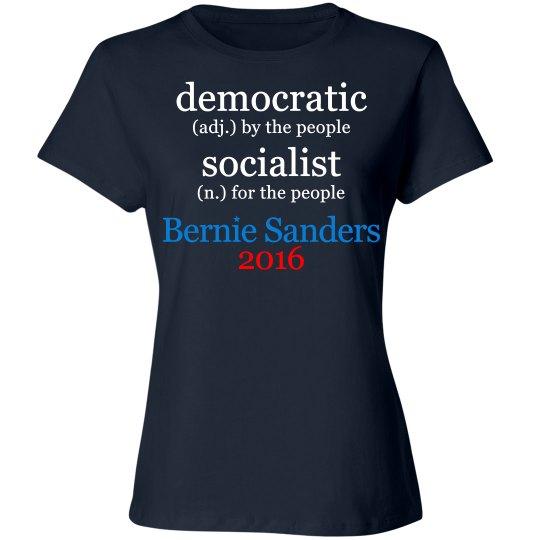 Democratic Socialist definition