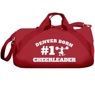 Denver Cheerleader
