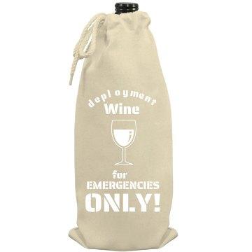 Deployment Wine