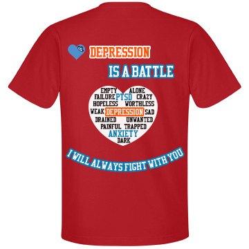 Depression Men's T-Shirt
