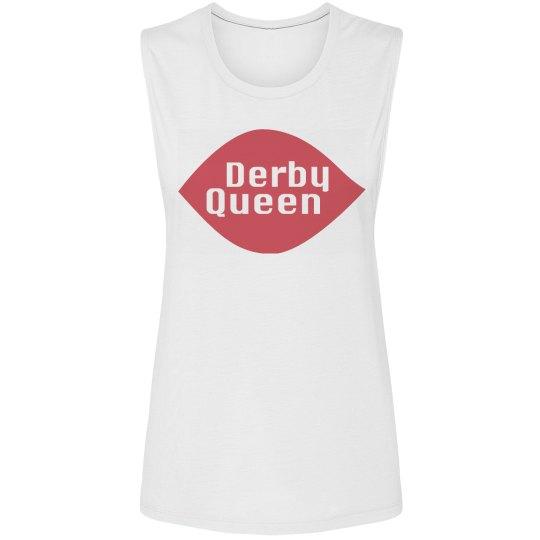 Derby Queen Muscle Tank