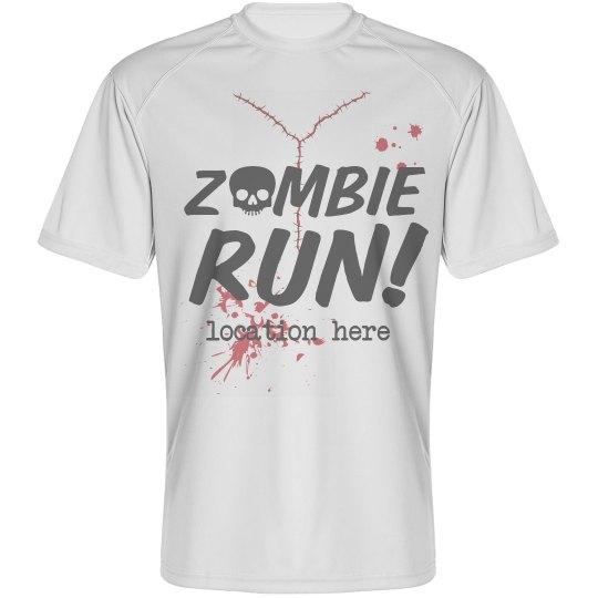 Design a Cool Zombie Run