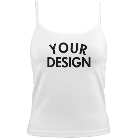 Design a Custom Cami