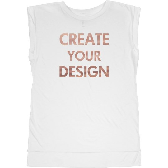Design a Custom Tee