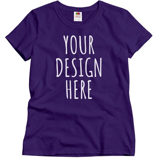 Design a Custom T-Shirt