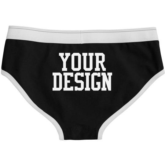 Design Custom Boyfriend Briefs