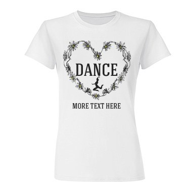 Design Dance Fan Apparel