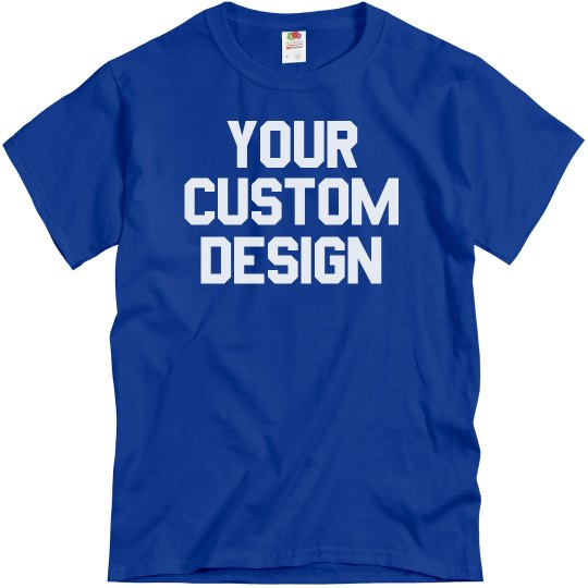 Design Personalized Group Tees