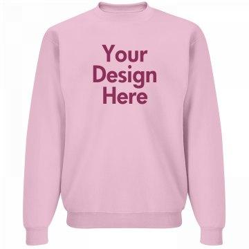 Design Your Own Crewneck