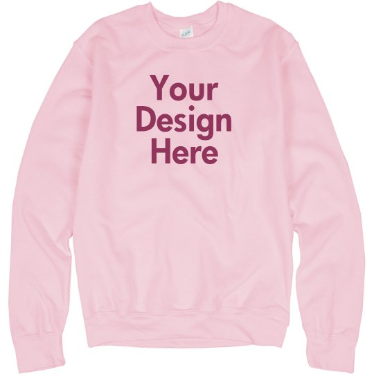 Design Your Own Crewneck