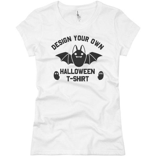 Design Your Own Custom Halloween T-Shirt