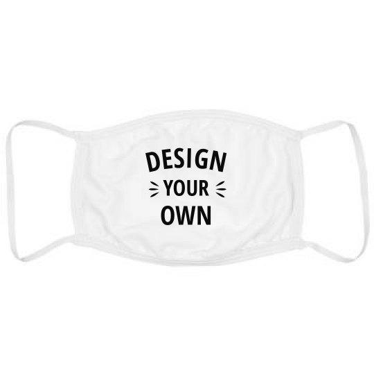Design Your Own Custom Mask