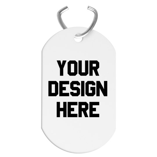 Design Your Own Dog Tags Pet ID