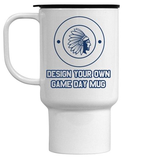 Design Your Own Game Day Mug