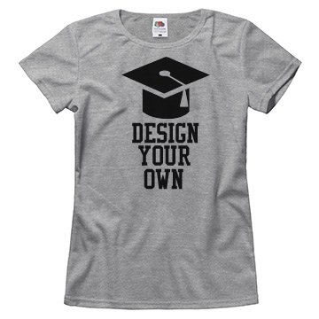 Design Your Own Graduation Tee