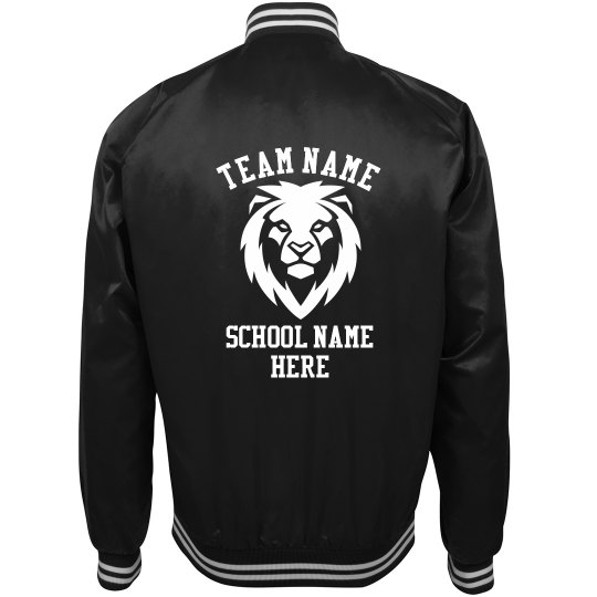 Design Your Own Mascot Jacket