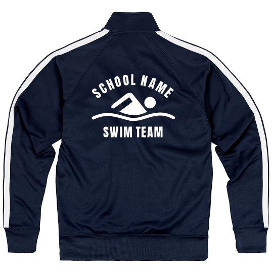 Design Your Own School Team Jacket
