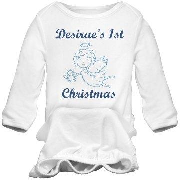 Desirae's 1st Christmas