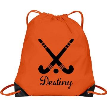 Destiny. Field Hockey