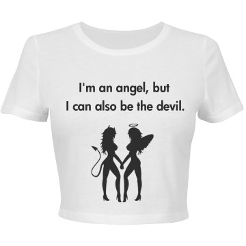 Devil but Angel also