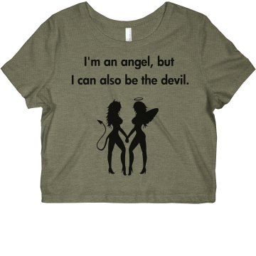 Devil but Angel also