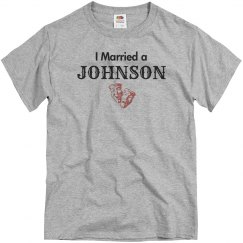 Married a johnson