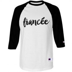 Cute Fiancée Shirt