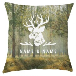 Her Buck Matching Home Decor