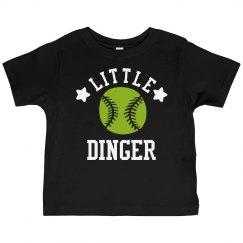 Little Softball Dinger