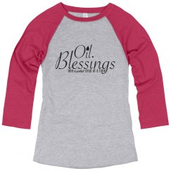 Oil Blessings - one essential drop at a time