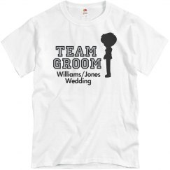 Team Groom Groomsmen