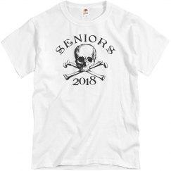 Senior Crossbones 2018