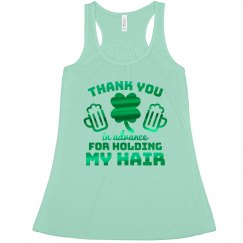 Girl's Irish Night Out Tank