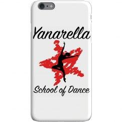 Yanarella iPhone 6 PLUS Case
