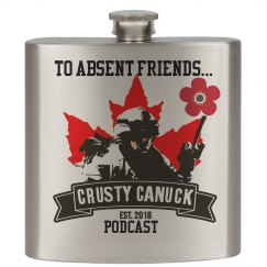 Remembrance Day Flask