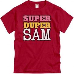 Super Duper Sam