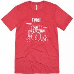 Tyler the drummer