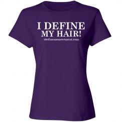 I Define MY Hair!