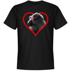 Gorilla Heart Men's