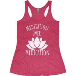 Meditation over Meditation