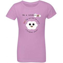 Be a Rainbow Tee