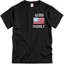 Men's Aloha Friendly