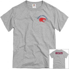 GO CATS T-SHIRT