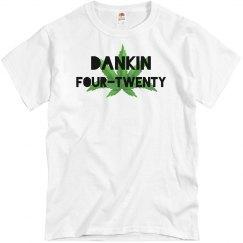 Dankin Four Twenty UNISEX Tee