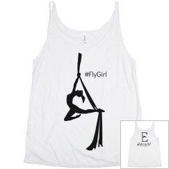 #FlyGirl