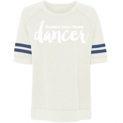 Dancer Short Sleeve Vintage Sweat