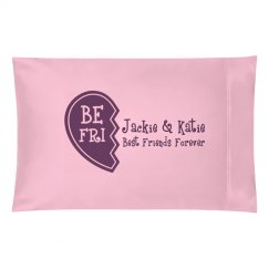Best Friends Pillow