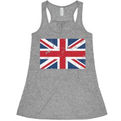 Union Jack Fashion Crop